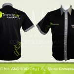 Baju Kerja Android City
