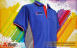 Mitshubishi Electric Polo Shirt Theme