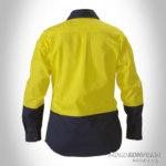 wearpack wanita kuning