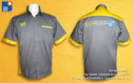 Baju Seragam Kerja Bank Syariah Rahmah Hijrah Agung Aceh