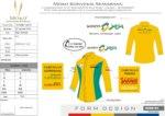 Koleksi baju kantor terbaru Seragam Wanita Kospin JASA