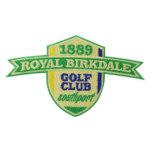 Jual Emblem Bordir, Badge Bordir, Logo Bordir, Patch Bordir Golf Club Embroidery Emblem