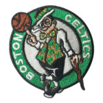 Emblem Bordir Logo Boston Celtics Emblem Embroidery
