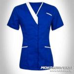 gambar seragam rumah sakit - Contoh Desain Baju Perawat Natuna