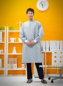Model Baju Seragam Rumah Sakit Waisai - gambar baju suster