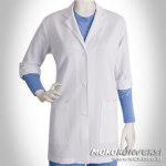 Baju Seragam Jas Laboratorium standar Model Baju Putih Untuk Kerja