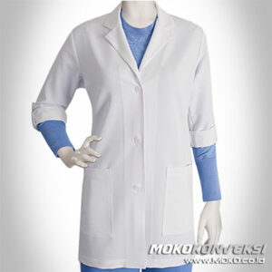 Baju Dinas Perawat Bangka - seragam suster murah