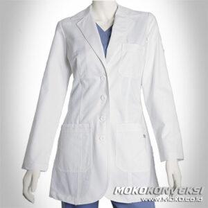 harga baju dokter - Model Baju Perawat Modern Bangka