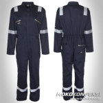 baju safety lapangan - model wearpack