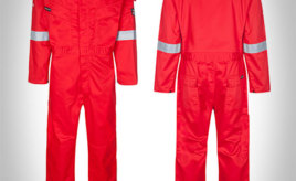 Harga Wearpack Pemadam Coverall High Visibility Warna Merah Cabe Reflective Material