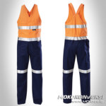 kemeja safety - wearpack safety murah