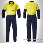 Wearpack Safety Tana Paser - baju safety tambang