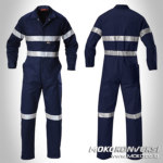 wearpack safety murah - baju safety k3