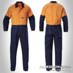 model celana wearpack - baju safety lapangan