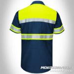 baju safety jual wearpack safety keren kombinasi mokocoid