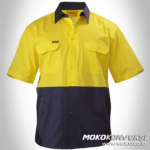 Model Baju Wearpack Yellow
