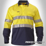 Mens Seragam Wearpack Yellow Scotchlite