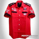 model baju kerja - Baju Kemeja Komunitas Sorong Selatan