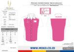 Model Seragam Praktek SMK Terbaru Jurusan Tata Busana