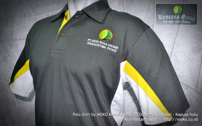 Vendor Polo Shirt Kapuas Hulu