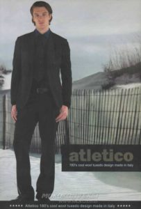 Bahan Atletico Cover