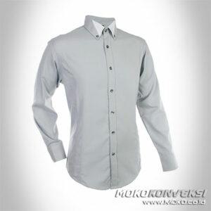 model baju seragam kerja terbaru - Desain Baju Kemeja Komunitas Kota Padangsidempuan