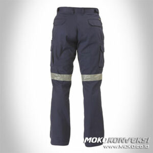 Celana Wearpack Kerja Model Wearpack Safety Putus Pants Safety Scotchlite