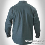 Wearpack Safety Murah Tideng Pale - Baju Wearpack Mekanik Tideng Pale