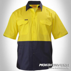 wearpack mekanik - baju safety tambang