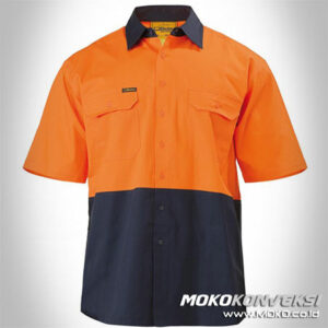 kemeja safety - Wearpack Safety Banyumas