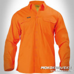 Kemeja Safety Sorendiweri - wearpack safety