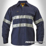 Design Wearpack Tolitoli - Baju Seragam Safety Tolitoli