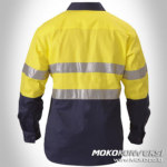 Baju Safety Tambang Aimas - model baju wearpack