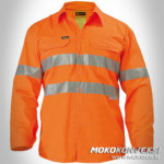 wearpack safety murah - wearpack lengan pendek