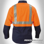 wearpack safety murah - baju safety tambang
