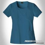 Model Baju Perawat Modern Sumba Barat Daya - baju kerja rumah sakit