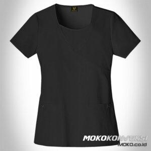 jual baju suster batik | model baju perawat wanita