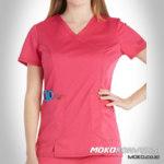 desain seragam perawat - seragam klinik