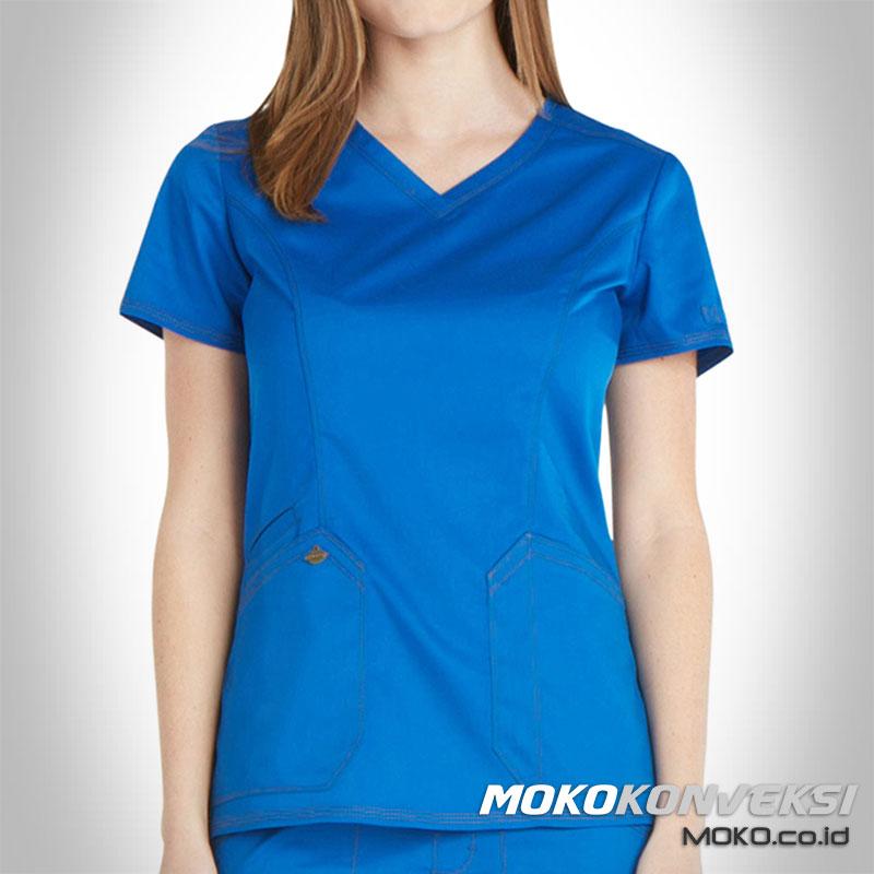jual baju dokter | model baju dinas bidan rumah sakit