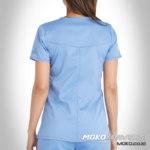Seragam Kerja Perawat Ransiki - desain baju perawat